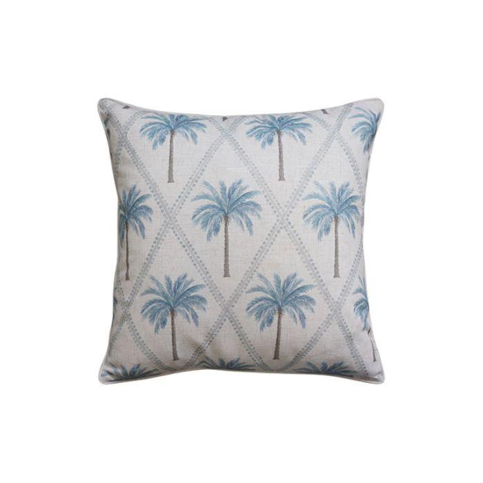 Madras Link Capricorn Blue Cushion  ] 9320947166807 - Flower Power
