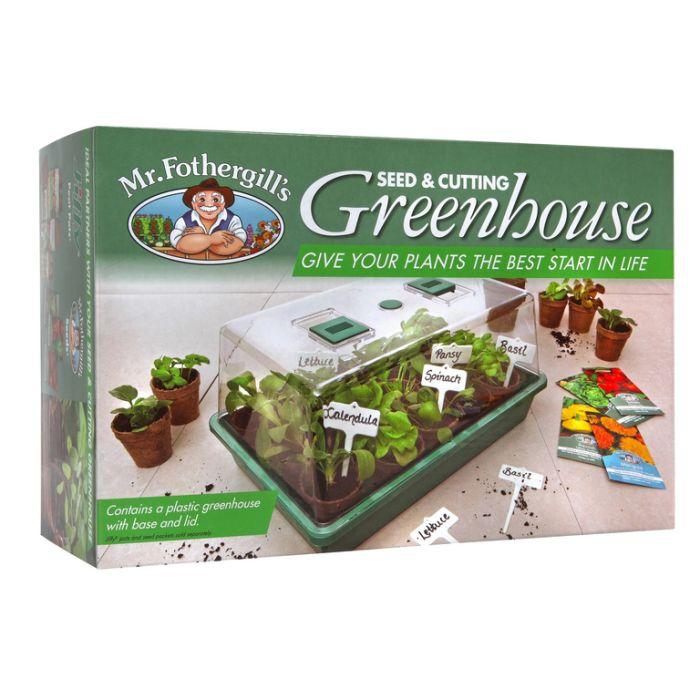Mr Fothergills Greenhouse  ] 9324190066099 - Flower Power