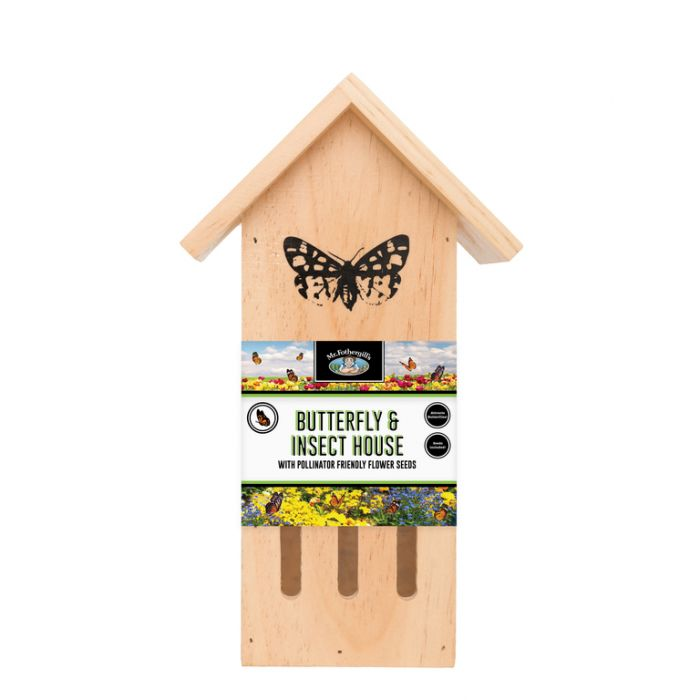 Buterfly & Insect House  ] 9324190066457 - Flower Power