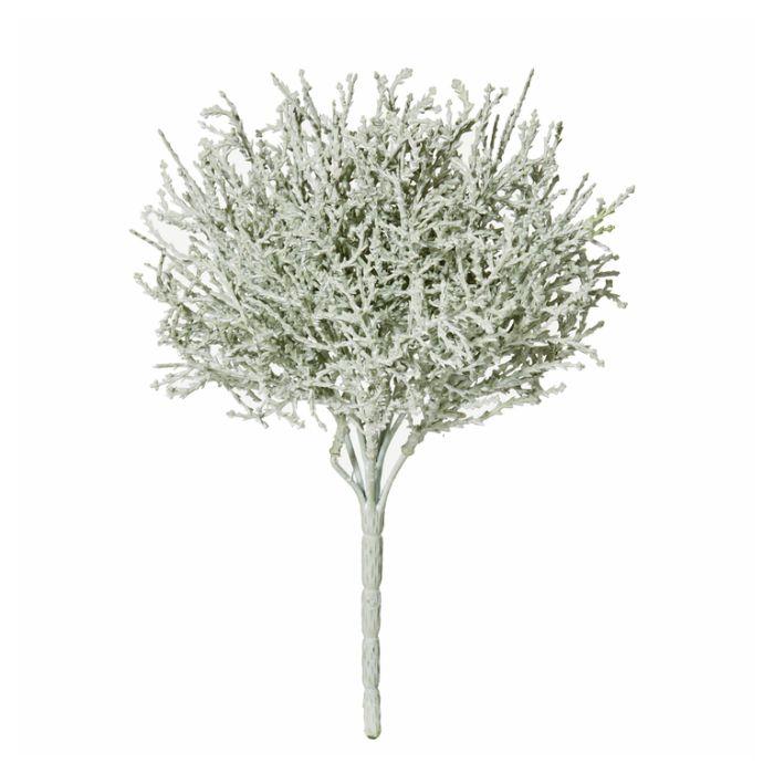 Artificial Santolina Bush Grey  ] 9331460268893 - Flower Power