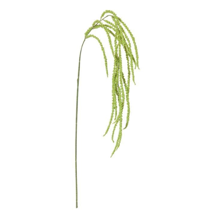 Artificial Amaranthus Spray Green  ] 9331460277086 - Flower Power