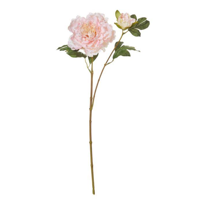 Peony Spray Pink  ] 9331460286231 - Flower Power