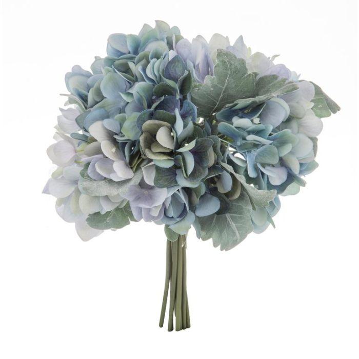 Artificial Hydrangea Bouquet  ] 9331460296285 - Flower Power