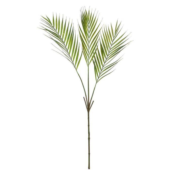 Artificial Palm Spray Green  ] 9331460317195 - Flower Power