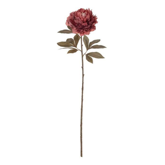Artificial Peony Stem Pink  ] 9331460331191 - Flower Power