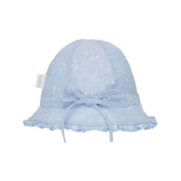 Bell Hat Milly Tide  ] 9336866109191P - Flower Power