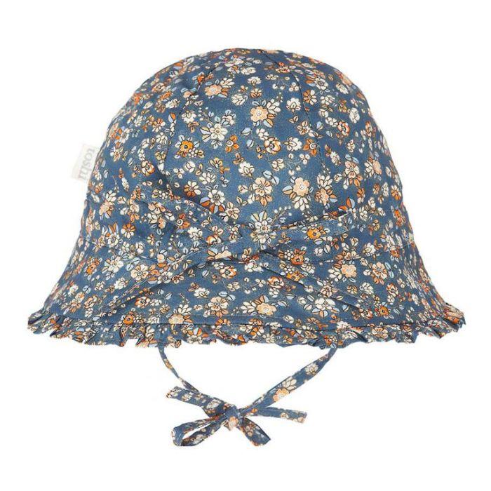 Bell Hat Libby Midnight  ] 9336866117813P - Flower Power
