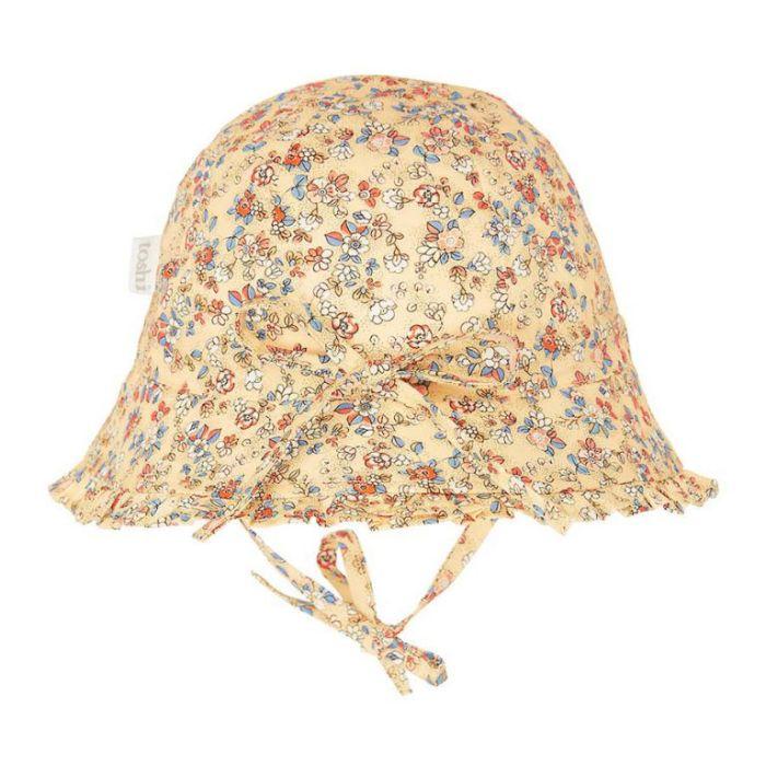 Bell Hat Libby Sunny  ] 9336866117844P - Flower Power