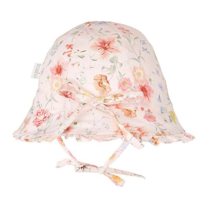 Bell Hat Secret Garden Blush  ] 9336866117998P - Flower Power