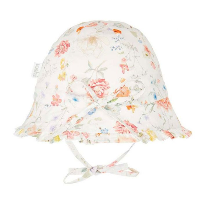 Bell Hat Secret Garden Lily  ] 9336866118025P - Flower Power