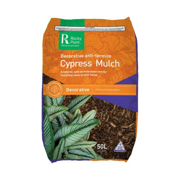 Rocky Point Cypress Mulch Bag  ] 9338456000505 - Flower Power