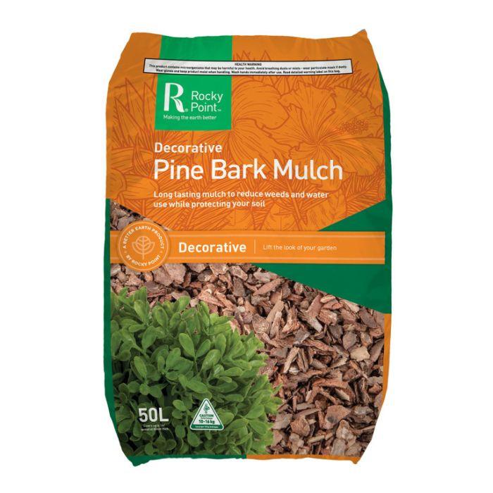 Rocky Point Premium Pine Bark Mulch  ] 9338456000512 - Flower Power