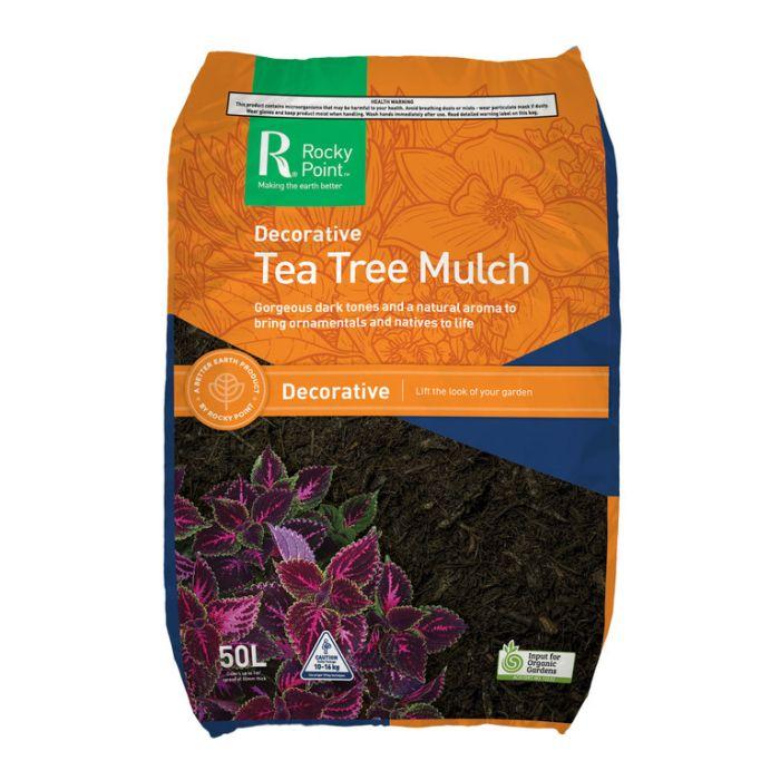 Rocky Point Organic Tea Tree Mulch  ] 9338456001298 - Flower Power