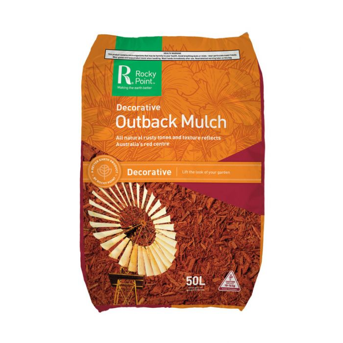 Rocky Point Outback Mulch  ] 9338456001311 - Flower Power