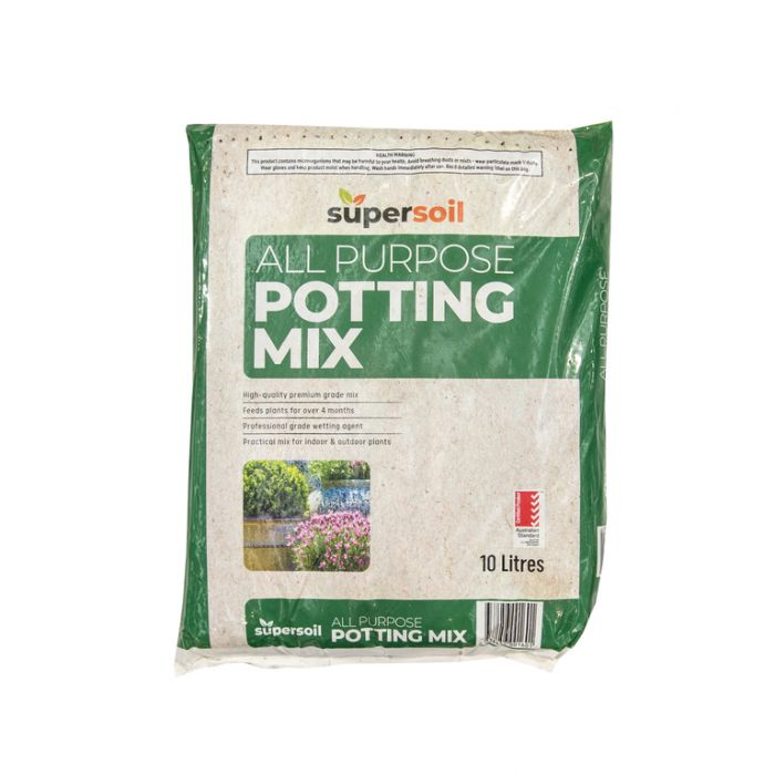 Supersoil All Purpose Potting Mix  ] 9338456001601 - Flower Power