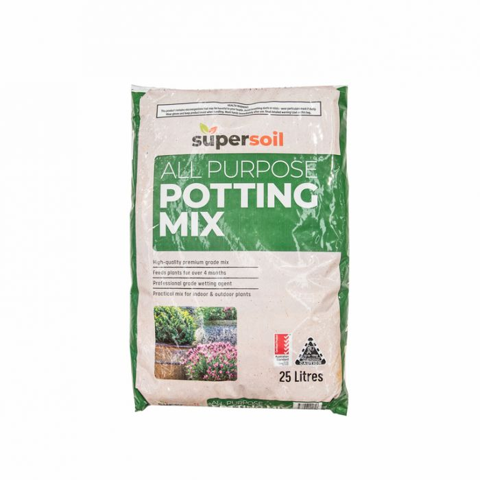 Supersoil All Purpose Potting Mix  ] 9338456001618 - Flower Power