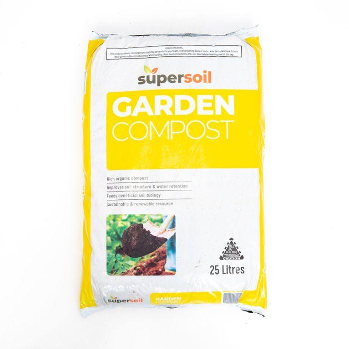 Supersoil Garden Compost  ] 9338456001694 - Flower Power