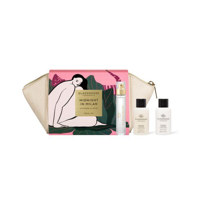 Glasshouse Fragrance Milan Gift Set Mini  ] 9338817017845 - Flower Power