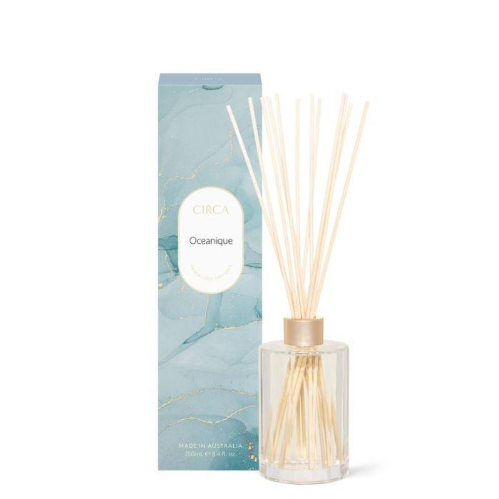 CIRCA Oceanique Fragrance Diffuser 250ml  ] 9338817019238 - Flower Power