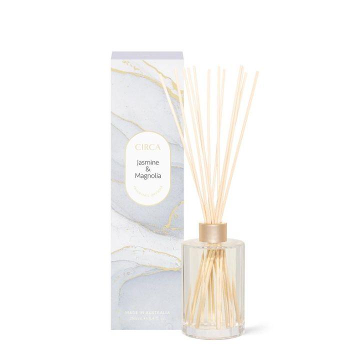 CIRCA Jasmine & Magnolia Fragrance Diffuser 250ml  ] 9338817019245 - Flower Power
