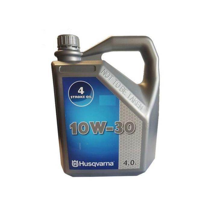Husqvarna 4-Stroke Oil 4 Litre  ] 9341320006077 - Flower Power