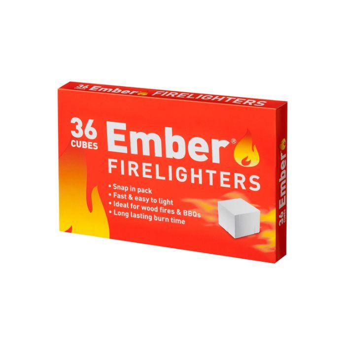 Ember Firelighters  ] 9342937003190 - Flower Power