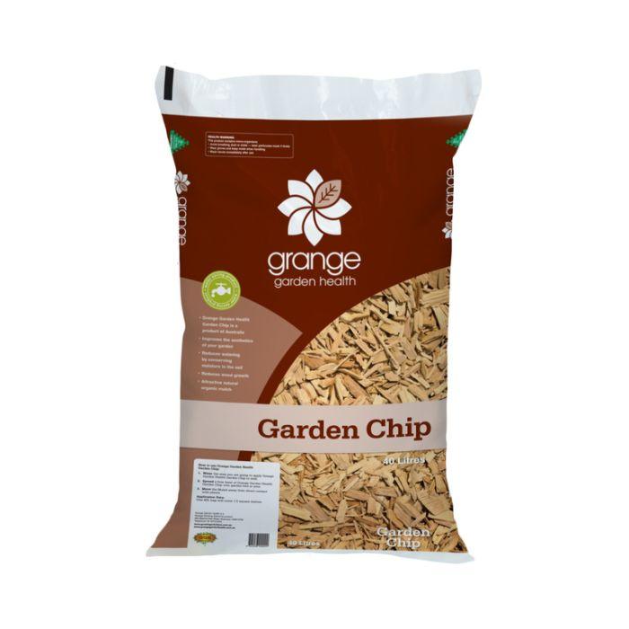 Garden Health Garden Chip Mulch  ] 9345038000099 - Flower Power
