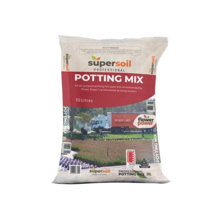 Supersoil Professional Potting Mix  ] 9345038000204 - Flower Power