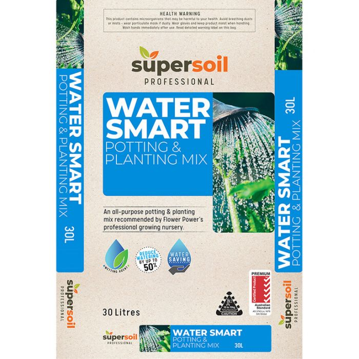 SuperSoil Professional Water Smart Potting Mix  ] 9345038000259 - Flower Power