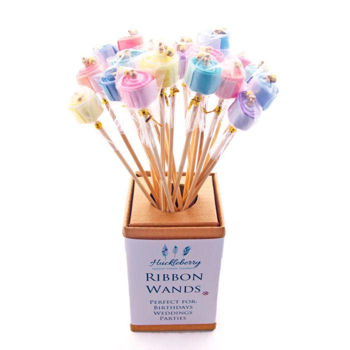 Ribbon Wands - Purple  ] 9354901010387 - Flower Power