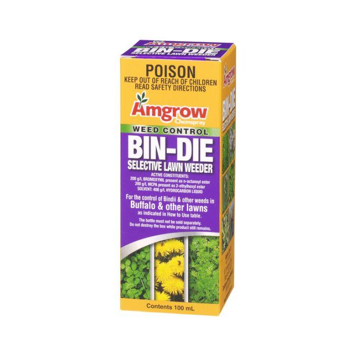 Amgrow Chemspray Bin Die Selective Lawn Weeder  ] 93783019P - Flower Power