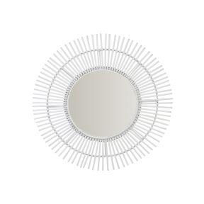 FP Collection Euston Cane Wall Mirror