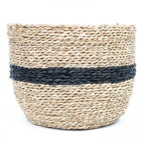 FP Collection Dune Stripe Storage Basket