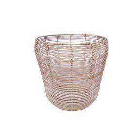 FP Collection Laos Rattan Basket
