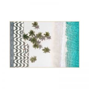 FP Collection Summer Days Canvas Wall Art