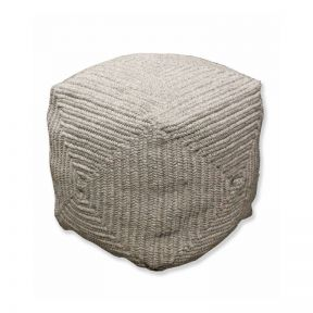 FP Collection Wategos Outdoor Ottoman Sand