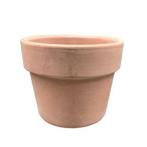 Deroma Cache Perfetto Pot White  ] 191942031525 - Flower Power