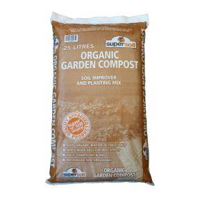 Organic Rich Earth Compost Bag