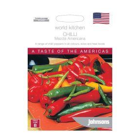 World Kitchen - The Americas - Chilli Mezcla Americana  ] 5011775049014 - Flower Power