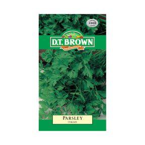D.T. Brown Parsley Italian  ] 5030075022329 - Flower Power