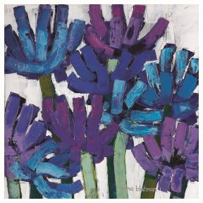 Lilli Rock Coaster Collections Agapanthus