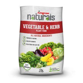 Amgrow Naturals Vegetable & Herb  ] 9310943602997 - Flower Power