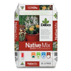 Debco Native Superior Potting & Planting Mix