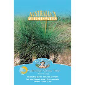 Mr Fothergill's Australian Grass Tree  ] 9324190057578 - Flower Power
