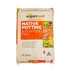 Supersoil Professional Native Potting & Planting Mix