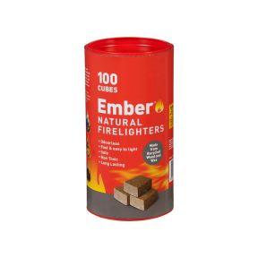 Ember Natural Firelighters  ] 9342937003206 - Flower Power