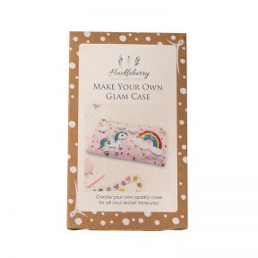 Make Your Own Pink Glam Case Unicorns