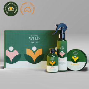 We The Wild Gift Pack  ] 9369998322725 - Flower Power