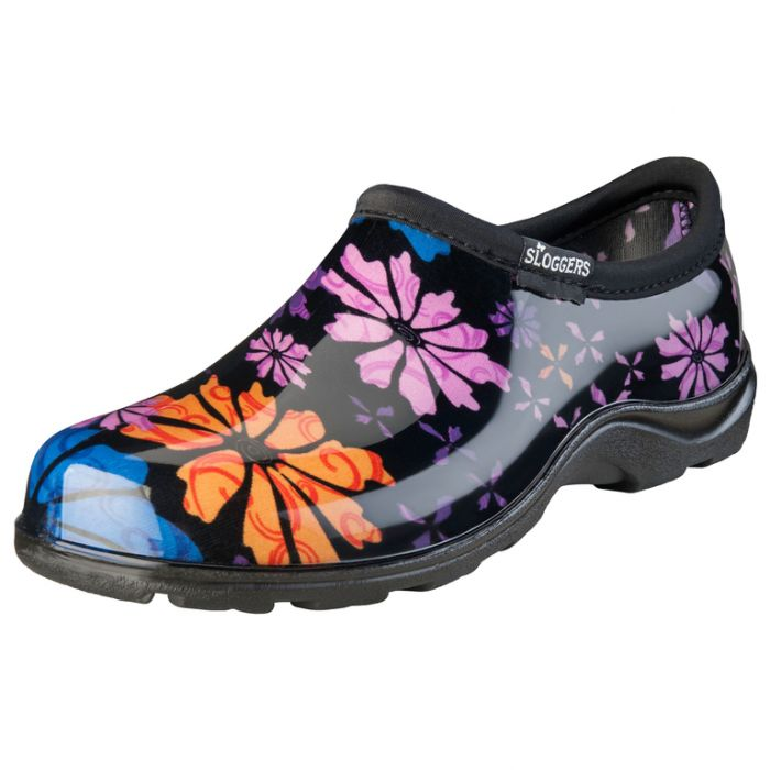Sloggers Women's Splash Shoe Flower Power  ] 091053505468P - Flower Power