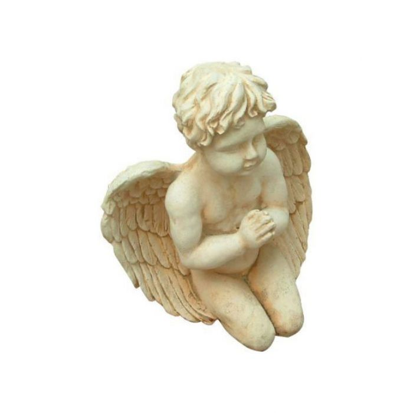 Statue Hope Angel  ] 137248 - Flower Power